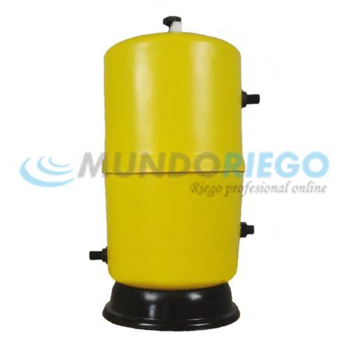 Abonadora 60 litros presión máxima 5 bares