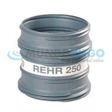 Realce REHC 600/250 con tapa para bocas de ø600