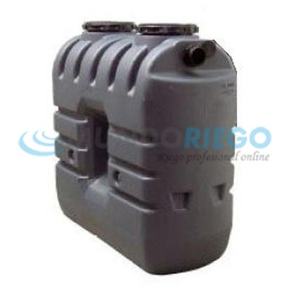 Depósito enterrado agua PEAD 1000l FV1000 RECT