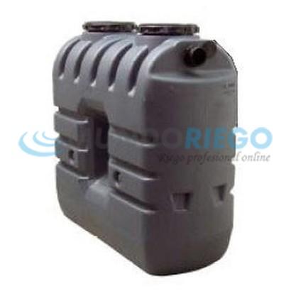 Depósito enterrado agua PEAD 1500l FV1500 RECT