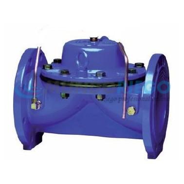 Válvula hidráulica fundición 3'' GALBLUE brida PN10