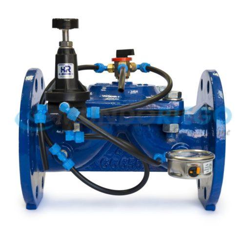Válvula hidráulica fundición DN150 6'' reductora presión