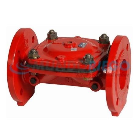 Válvula hidráulica fundición 4'' GAL brida PN16