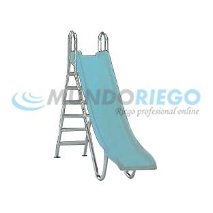Tobogán piscina recto altura 1,80m R:00082