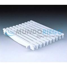 Placa rejilla rebosadero transversal, 22mmx295mm R:00218