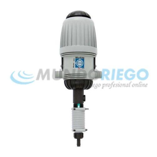 Inyector hidráulico MIXRITE 2.5 modelo 2509 PVDF 0,1%-0,9%