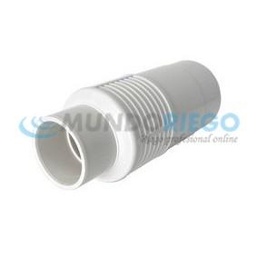 Tubo pasamuros ø90 mm ABS p. liner/prefabricada R:43590