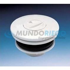 """Boquilla aspiración ABS rosca exterior 2"""" p.liner R:00332"""
