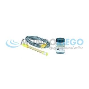 Electrodo Redox con soluciones de calibración R:36005