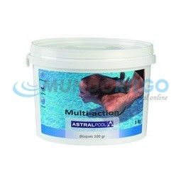 Desinfectante cloro Multi-action granular 30kg R:15985