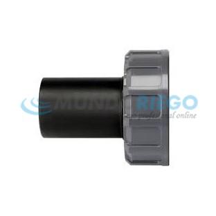 Enlace acople PE termofusión ø50mm