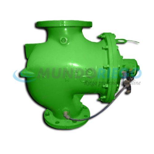 Valvula hidrante 6'' verde BERMAD modelo IR-900-E2