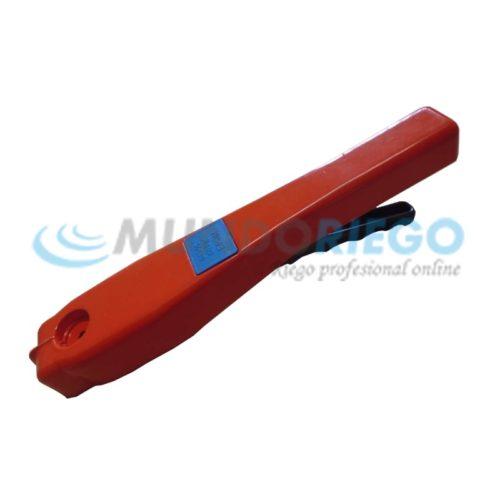 Maneta válvula mariposa PVC ø63-75mm serie CLASSIC
