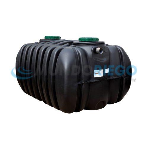 Fosa séptica Epurbloc 4000 QR filtro biológico 8-12 habit.