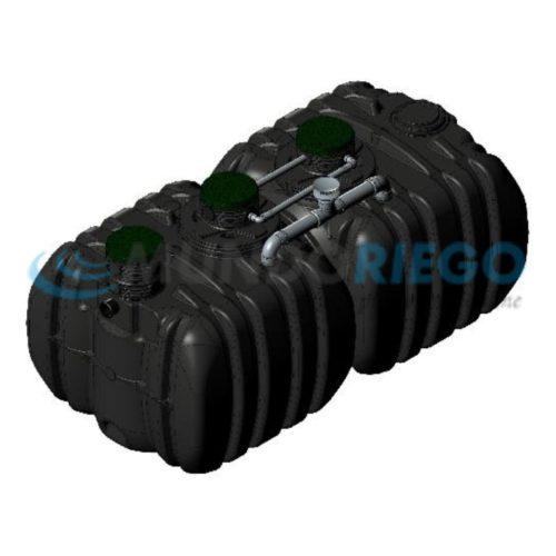 Fosa séptica depuradora oxidación total Actibloc 35-35 QR LT