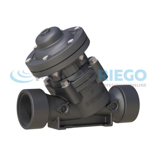 "Válvula control hidráulica cámara doble IR-100-DC R.H. 1.1/2"""