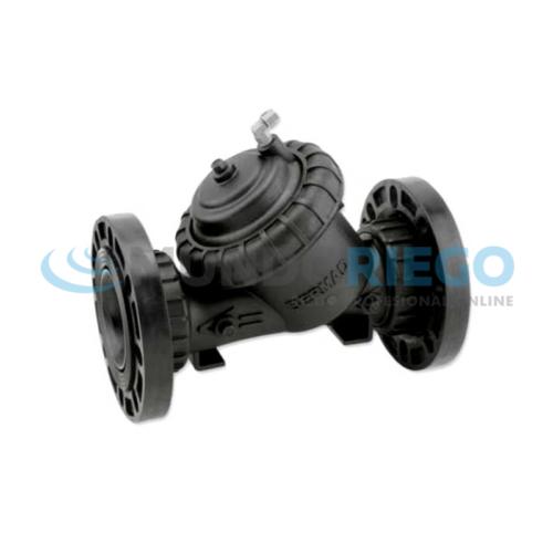 Válvula control hidráulica IR-105 DN80 brida